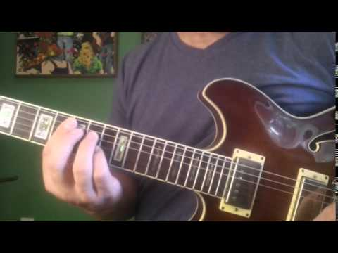 Quick Licks: Tore Up intro (Jerry Garcia)
