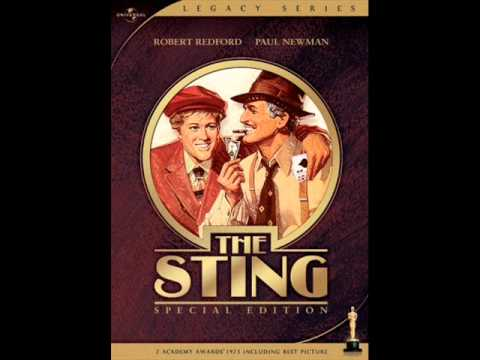 The Sting Theme Joplin  The Entertainer