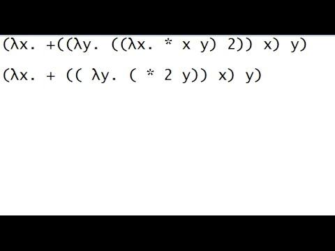 lambda calculus examples