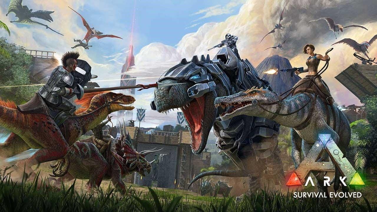 [LIve] Ark survival evolved : วันที่ 18 ปิงแดก