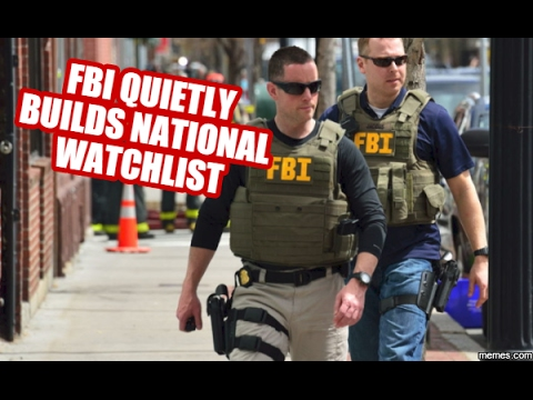 WEB EXCLUSIVE! The FBI Is Quietly Helping Corporations Spy On Every Employee!