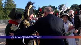Yvelines | Rambouillet, théâtre du premier empire le temps d'un week-end
