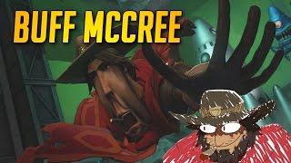 Overwatch - Buff McCree