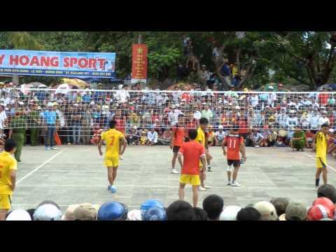 CHUNG KET BONG CHUYEN LE THUY 2/9/2013 SET1