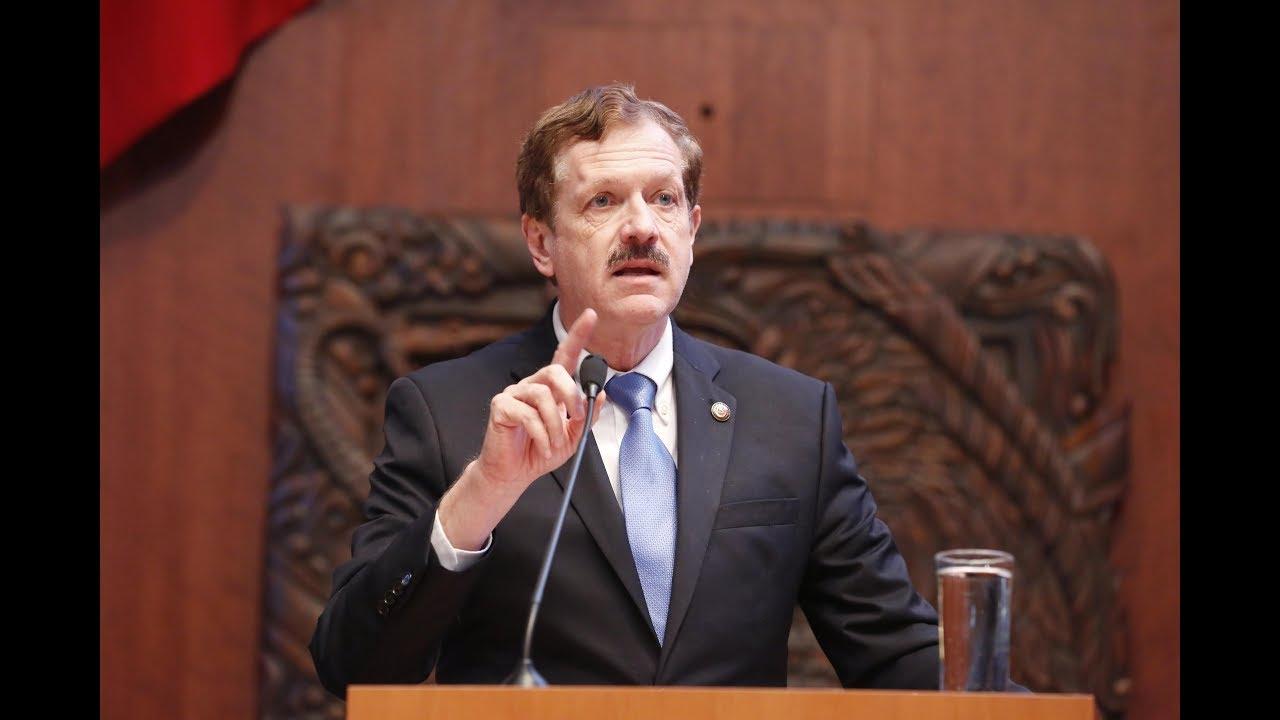 Senador Juan Carlos Romero Hicks Reforma A La