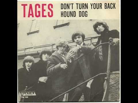 Tages - Don't Turn Your Back