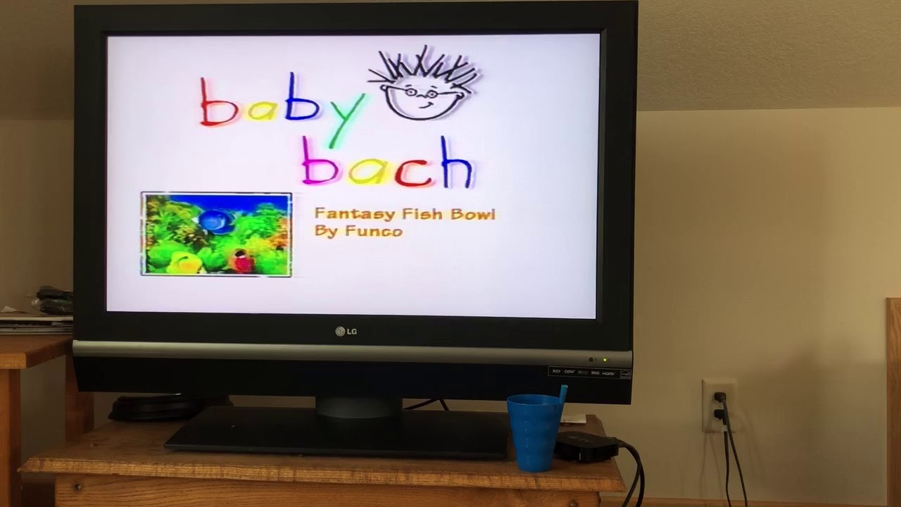 Baby Bach Toy Chest Youtube