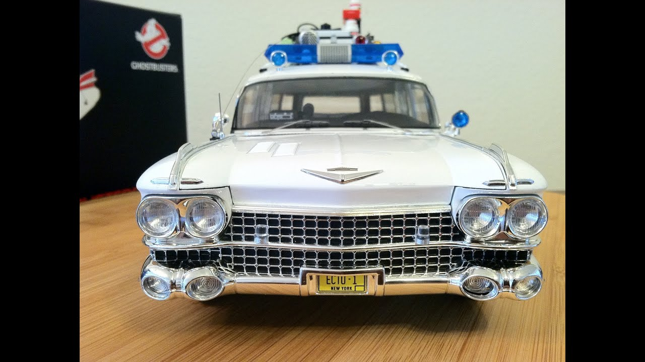 hot wheels elite ghostbusters ecto 1 review youtube. Black Bedroom Furniture Sets. Home Design Ideas