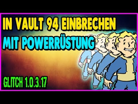 FALLOUT 76 VAULT 94 BETRETEN GLITCH [TUTORIAL | DEUTSCH] thumbnail