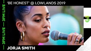 Jorja Smith met 'Be Honest' live @ Lowlands 2019   3FM Live   NPO 3FM