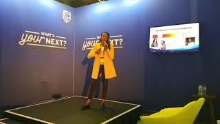 SV Capital CEO Ayanda Majola CA(SA) talking about Leading with femininity