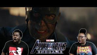 Marvel Studios' Avengers: Endgame - Official Trailer {REACTION!!}