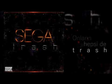 Sega - TRASH (Lyric Video)