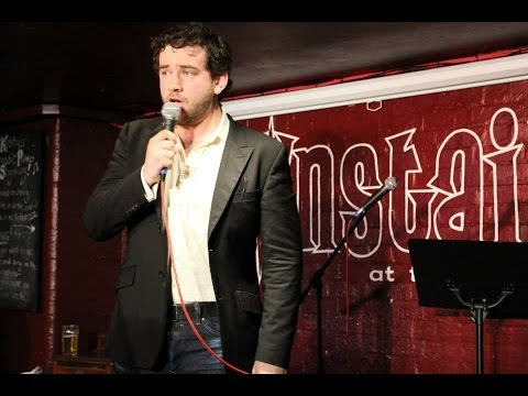 Mat Swann - Stand Up Comedy - Downstairs at the King's Head