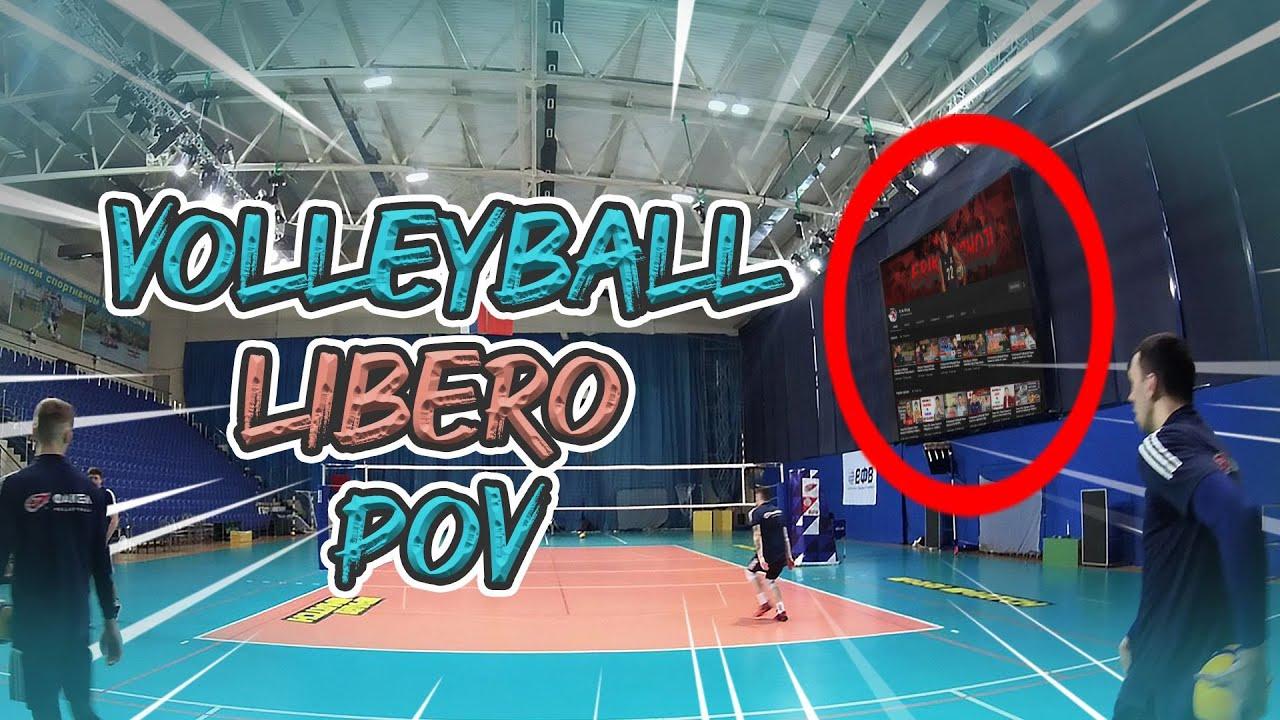 Download Volleyball First Person Erik Shoji l Libero POV