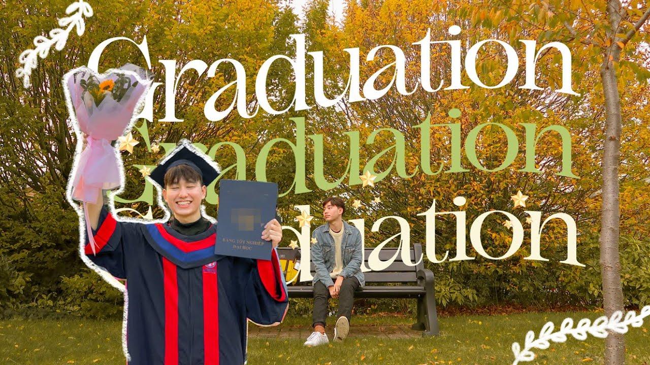 🎓 Mình Đã Tốt Nghiệp Rùi! | Graduation Vlog | THIEN BAKA