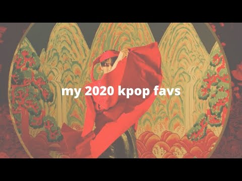 2020 kpop favs