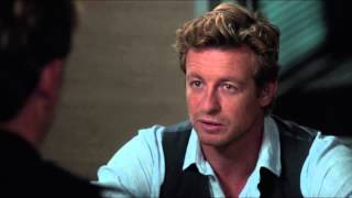 scene from the Mentalist for PSI class