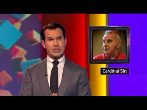 Jimmy Carr's 'In the news this week' S03 full highlights