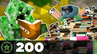 Let's Play Minecraft – Episode 200 – Super Sleuths