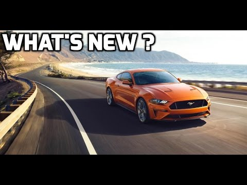 2018 Ford Mustang - First Look! Success or FLOP? Decide For Yourself..