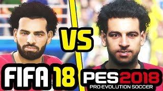 FIFA 18 NEW FACES *BIG* COMPARISON (Griezmann, Salah, Asensio & More) - FIFA 18 WORLD CUP NEW FACES