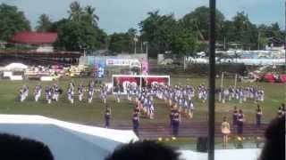 BISU Drum and Bugle Corps 2012