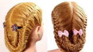 How To Do A Fishtail Braid Step By Step  Style Arena