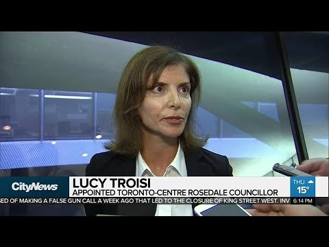 Lucy Troisi appointed to replace the late Pam McConnell