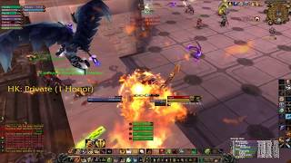 EXTREMELY FAST TEMPLE MATCHES !!!  7.3.5 RET PALADIN PvP   WoW Legion
