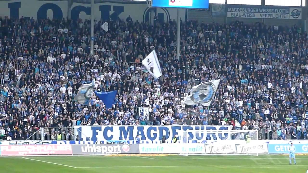 Magdeburg Vs Halle