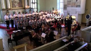 Vivaldi Gloria Suuri poikakuorokonsertti 2842013 Oulun tuomiokirkko