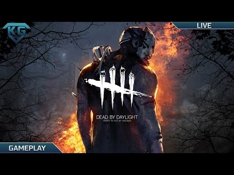 Dead by Daylight! | Moving Through the Ranks! | 1080p 60FPS!