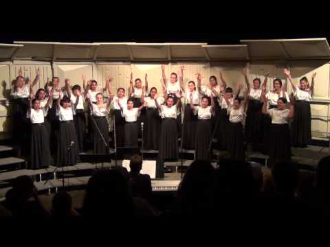 Part 2 Woodlake High School- Woodlake Valley Middle School Spring Choir Concert 2015