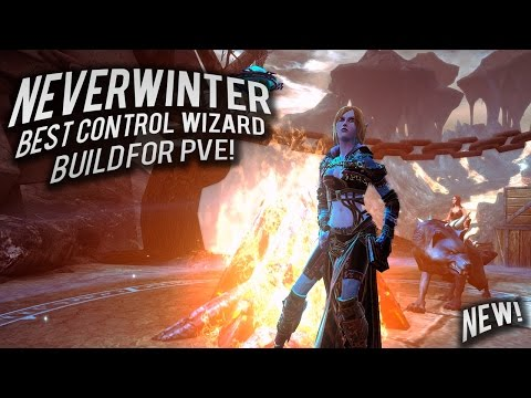 Neverwinter: Control Wizard Build for PVE on Xbox one (mod 5)