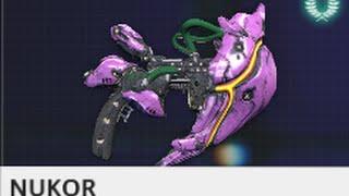Warframe | Nukor (31% critical chance, 11.4x critical damage multiplier)