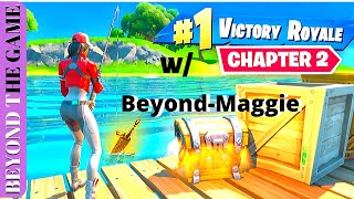 [Live] FORTNITE Live Online : SQuads + Team Rumble w/ Beyond The Game 2.0