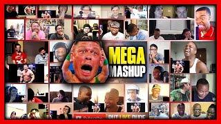 John Cena Prank Call MEGA Reaction's Mashup 2016 by Subbotin
