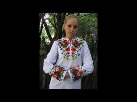 Сучасний одяг в українському стилі