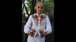 Сучасний одяг в українському стилі(Сучасний одяг в українському стилі під українську електронну музику з народними приспівами (стиль фолк..., 2015-06-11T22:04:54.000Z)