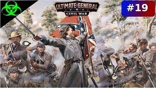 Ultimate General Civil War #19 Zusammenstoß bei Corinth (CSA)