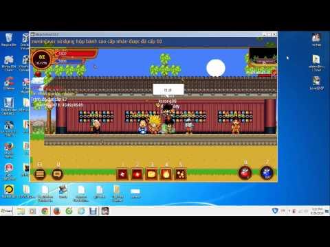 vvietso1 ban xu x32 ninja school server 4 ( gd với bannha )