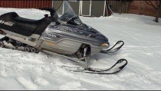 Ski doo 700 Mod sled build, before the build, 159, dg pipes, diamond s hood.