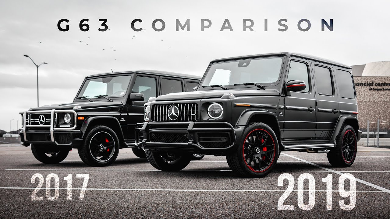 Best Suv Ever Made 2019 Amg G63 Edition 01 Review