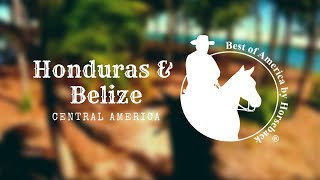 Central America Belize and Honduras thumbnail