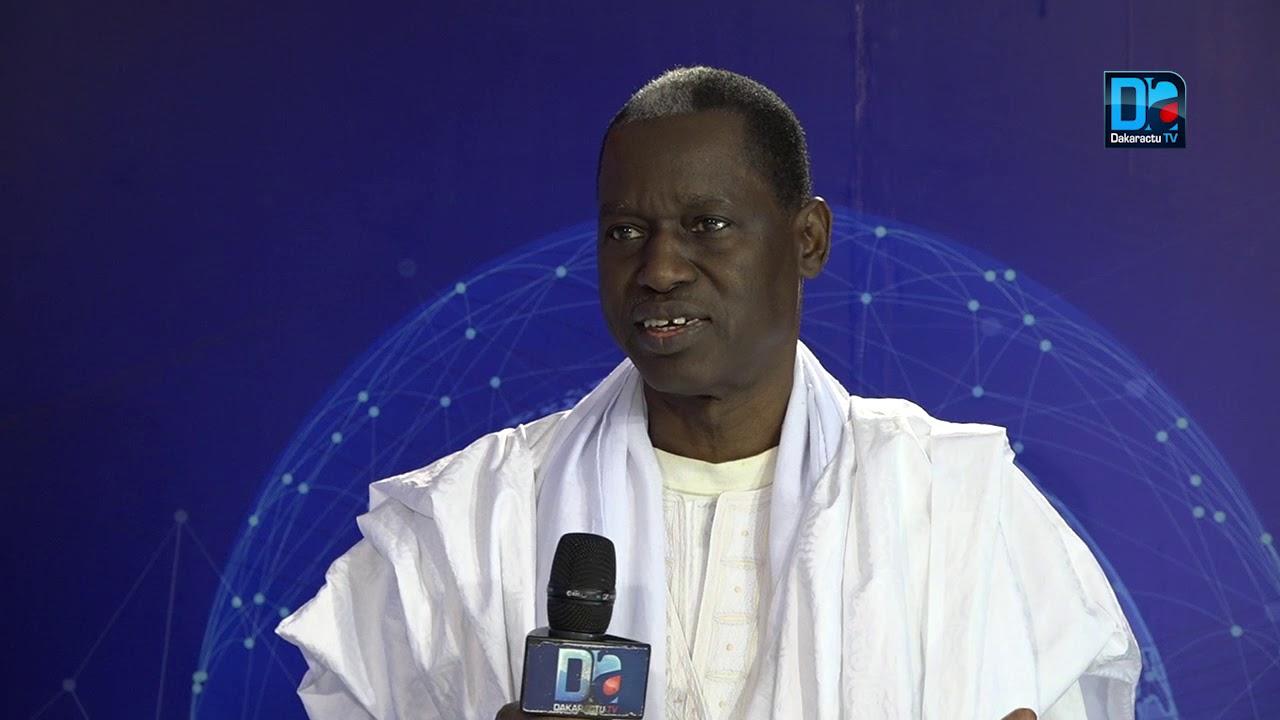 """Présidentielle  :Hamidou Baba Kane candidat  «la Mauritanie est un Etat raciste..."""""""