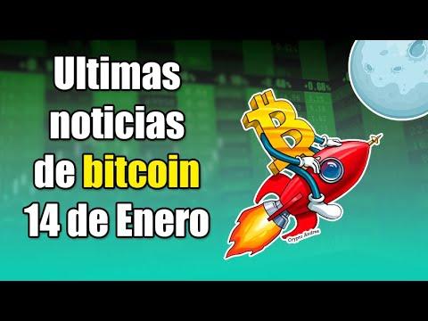 bitcoin y las criptomonedas a la luna, opciones de bitcoin, noticias 14 de enero