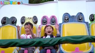 라임이가 해파리가 됐다? 판다와 상어도 만났어요! 홍콩오션파크 가족 여행 3편 香港海洋公园 라임튜브