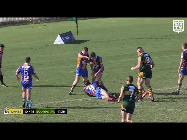 2019 Newcastle RL - Reserve Grade Round 4 Highlights - Lakes United v Macquarie