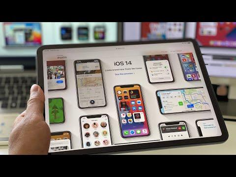 WWDC 2020 Keynote in 12 minutes | iOS 14 & iPadOS 14